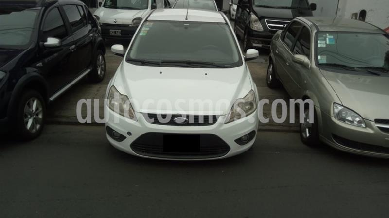 Ford Focus One 5P Edge 1.6 usado (2011) color Blanco precio $695.000