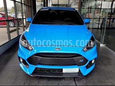 Ford Focus RS 2.3L usado (2016) color Azul Electrico precio $419,000
