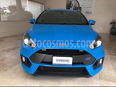 Ford Focus RS RS usado (2016) color Azul Claro precio $570,000