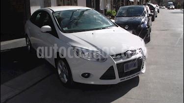 Foto venta Auto usado Ford Focus Sedan 1.6L S (2013) color Blanco precio $389.900