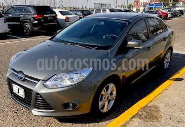 Foto venta Auto usado Ford Focus Sedan 1.6L S (2014) color Gris Mercurio precio $365.000