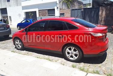Ford Focus Sedan 1.6L S usado (2014) color Rojo precio $340.000