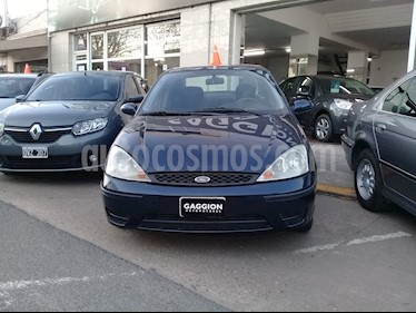 Ford Focus Sedan 1.8L Edge TDi usado (2008) color Azul