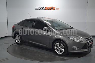 Foto venta Auto usado Ford Focus Sedan 2.0L SE Plus Aut (2013) color Gris Zinc precio $430.000