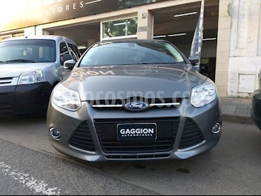 Foto venta Auto usado Ford Focus Sedan 2.0L SE Plus Aut (2014) color Gris