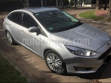 Ford Focus Sedan 2.0L SE Plus usado (2017) color Gris precio $720.000