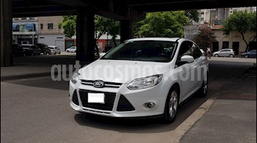 Foto venta Auto usado Ford Focus Sedan 2.0L SE Plus (2018) color Blanco Oxford precio $490.000