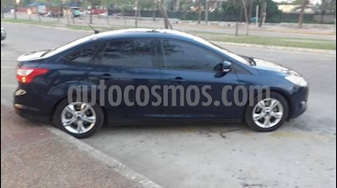 Foto venta Auto usado Ford Focus Sedan 2.0L SE Plus (2013) color Azul Monaco