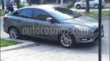 Foto venta Auto usado Ford Focus Sedan 2.0L SE (2017) color Gris precio $618.000