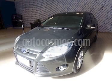 Foto venta Auto usado Ford Focus Sedan 2.0L SE (2014) color Gris Zinc precio $340.000