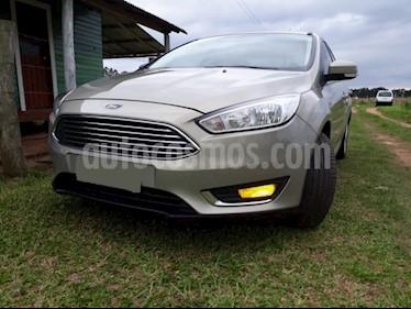 Foto venta Auto usado Ford Focus Sedan 2.0L SE (2016) color Gris precio $530.000