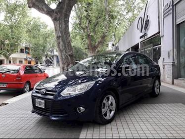 Foto venta Auto usado Ford Focus Sedan 2.0L SE (2014) color Azul precio $460.000