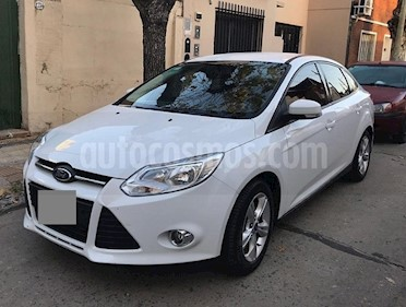 Foto venta Auto usado Ford Focus Sedan 2.0L SE (2015) color Blanco Oxford precio $437.900
