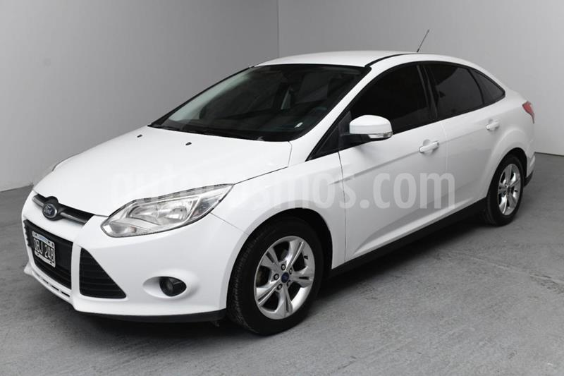 Ford Focus Sedan 1.6L S usado (2014) color Blanco precio $750.000