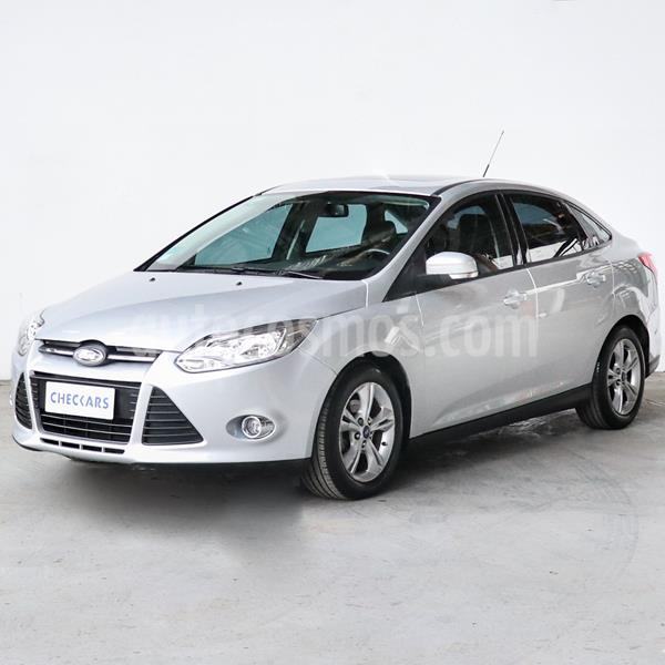 Ford Focus Sedan 2.0L SE Plus Aut usado (2015) color Gris Mercurio precio $912.000