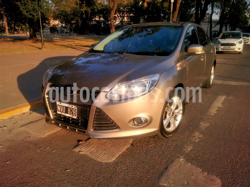 Ford Focus Sedan 2.0L SE Plus usado (2014) color Bronce precio $690.000