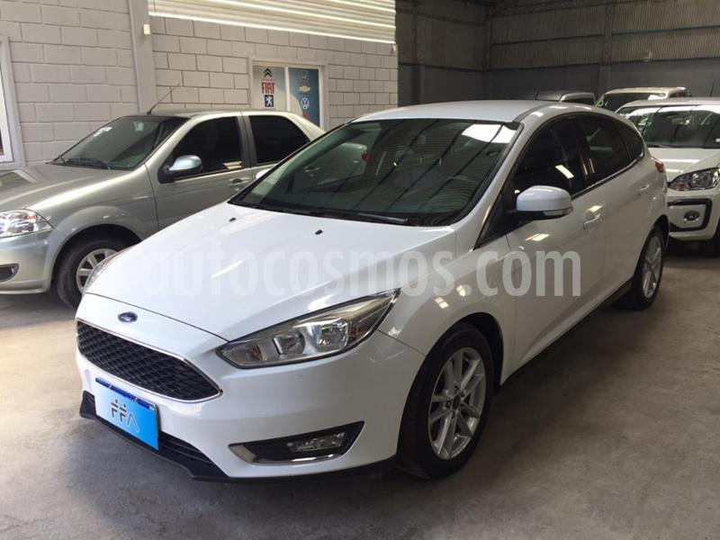 Ford Focus Sedan 2.0L SE usado (2016) color Blanco precio $1.349.000