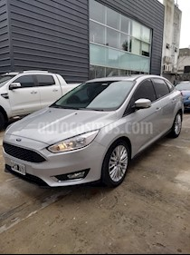 Ford Focus Sedan 2.0L SE Plus Aut usado (2015) color Gris Mercurio precio $750.000