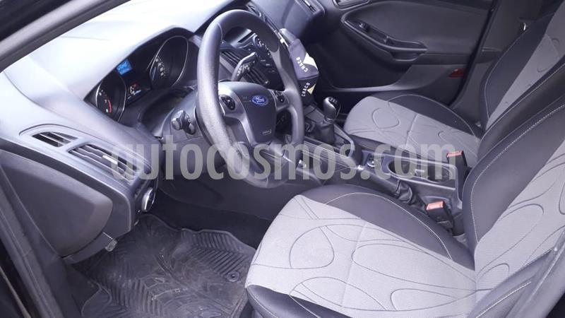 Ford Focus Sedan 1.6L S usado (2015) color Negro Perla precio $795.000