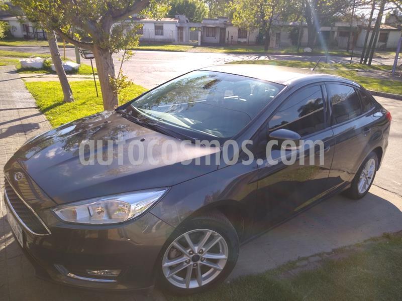 Ford Focus Sedan 2.0L SE usado (2018) color Negro precio u$s9.100