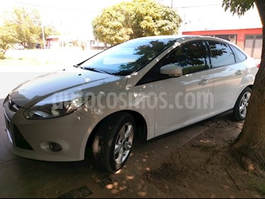 Ford Focus Sedan 2.0L SE Plus usado (2014) color Blanco Oxford precio $550.000