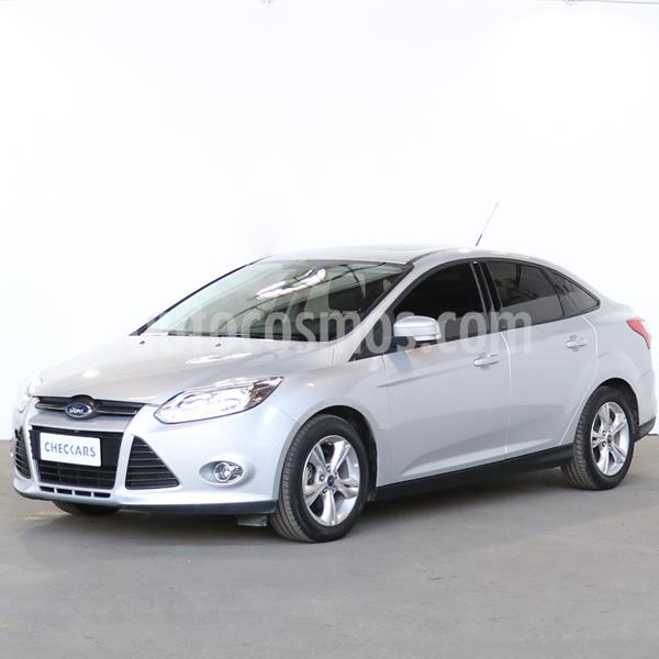 Ford Focus Sedan 2.0L SE Plus Aut usado (2014) color Plata Metalizado precio $917.000