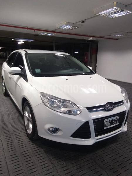Ford Focus Sedan 2.0L SE Plus Aut usado (2014) color Blanco Oxford precio $850.000