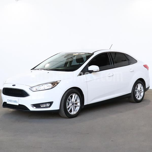 Ford Focus Sedan 2.0L SE Aut usado (2018) color Blanco precio $1.863.000