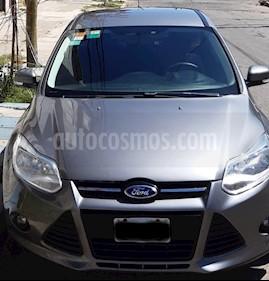 Ford Focus Sedan 1.6L S usado (2014) color Gris precio $630.000