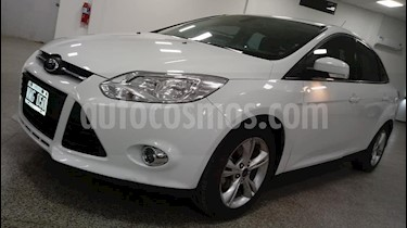 Ford Focus Sedan 2.0L SE usado (2014) color Blanco precio $640.000