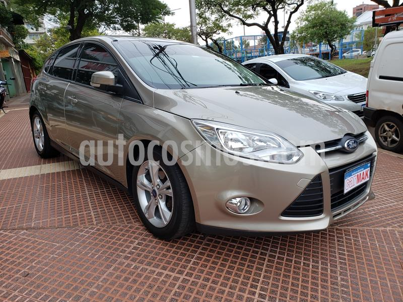 Ford Focus Sedan 2.0L SE Plus usado (2014) color Bronce precio $749.990
