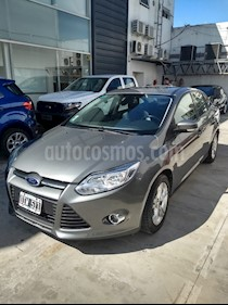 Ford Focus Sedan 2.0L SE Plus usado (2014) color Gris Mercurio precio $645.000