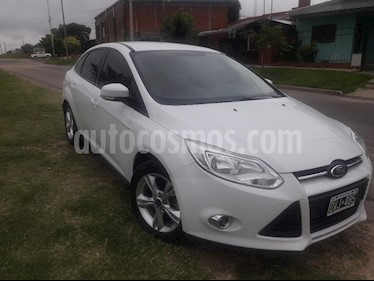 Ford Focus Sedan 2.0L SE usado (2015) color Blanco precio $550.000