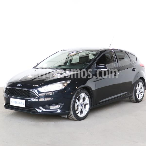 Ford Focus Sedan 2.0L SE Plus Aut usado (2017) color Azul Aurora precio $1.325.400