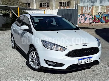 Ford Focus Sedan 1.6L S usado (2016) color Blanco precio $470.000