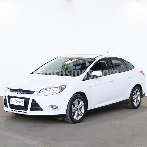 Ford Focus Sedan 2.0L SE Plus Aut usado (2015) color Blanco Oxford precio $1.157.000