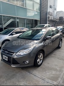 Ford Focus Sedan 2.0L SE Plus usado (2014) color Gris Mercurio precio $595.000