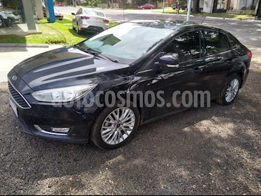 Ford Focus Sedan 2.0L SE Plus usado (2018) color Negro Perla precio $850.000