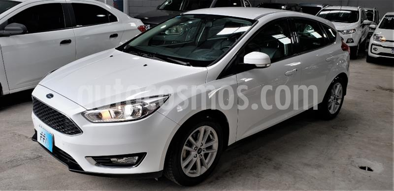 Ford Focus Sedan 2.0L SE usado (2015) color Blanco precio $1.249.000