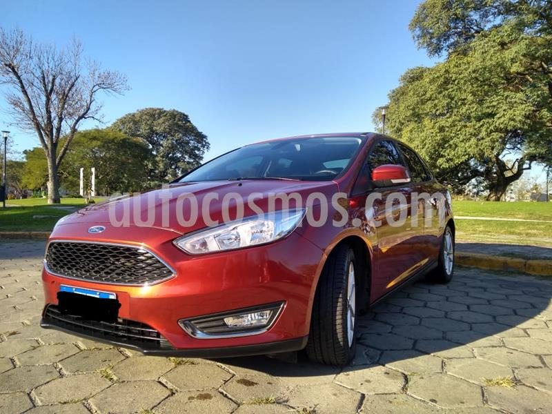 Ford Focus Sedan 2.0L SE usado (2018) color Cafayate precio $1.290.000