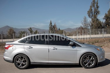 Ford Focus Sedan 2.0L SE Aut usado (2015) color Gris Plata  precio $6.800.000