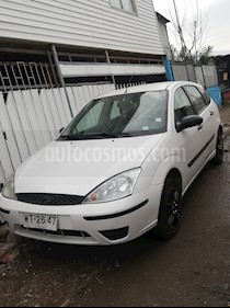 Ford Focus Sedan LX 1.6L usado (2007) color Blanco precio $2.900.000