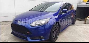 Foto venta Auto usado Ford Focus ST 2.0L (2014) color Azul precio $249,000
