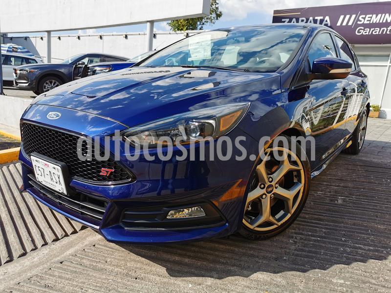 Foto Ford Focus ST 2.0L usado (2017) color Azul precio $370,000