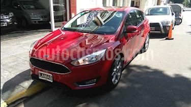 Foto venta Auto usado Ford Focus - (2015) color Rojo precio $519.000