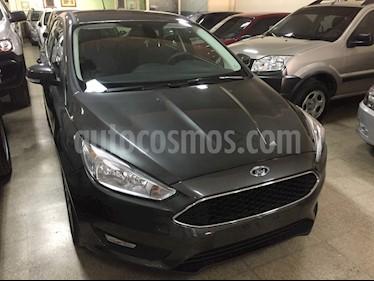 Foto venta Auto Usado Ford Focus - (2018) color Gris Oscuro precio $670.000