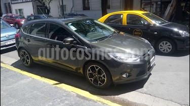 Foto venta Auto usado Ford Focus - (2014) color Gris precio $489.000