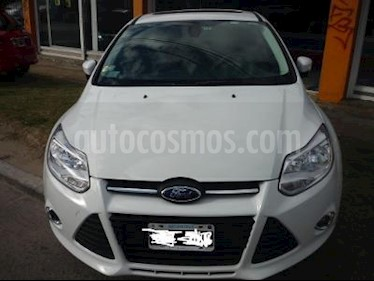 Foto venta Auto usado Ford Focus - (2014) color Blanco precio $490.000
