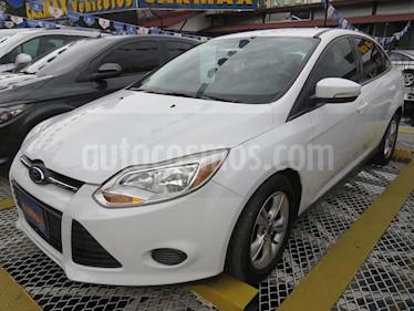 Foto venta Carro usado Ford Focus 2.0L SE Aut (2013) color Blanco precio $34.900.000