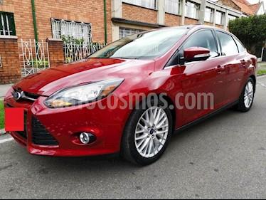 Foto venta Carro usado Ford Focus 2.0L SE Aut (2014) color Rojo precio $22.000.000